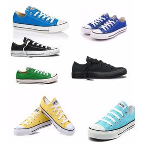 Zapatos Converse Originales Tallas 37 A La 45 Todos Los Colo