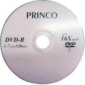 Dvd Princo X16 Original