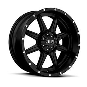 Rin 20x9 5-114.3/127 Tuff Mod: T-14 Et10 Cb78.1 Satin Black