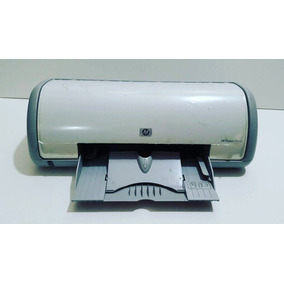 Impresora Hp Deskjet 3520 Usada Oferta Sin Cartuchos Remate
