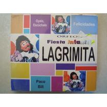 Lagrimita Cd Fiesta Infantil New Y Sellado