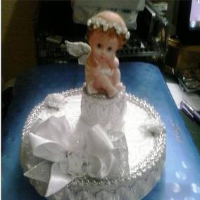 Hermoso Tope De Torta De Angelito