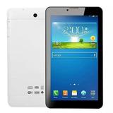 Tablet 3g Função Celular Tela 7 Whatsapp 2 Chip Wifi + Capa
