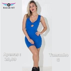 ( Cuiabá ) Macacao Fitness Tamanho G Feminino Lindo Barato