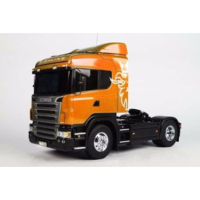 Tamiya 1/14 Scania R470 Highline Orange Edition Kit 56338