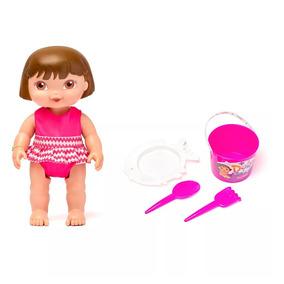 Boneca Dora A Aventureira - Praia - Bambola Brinquedos