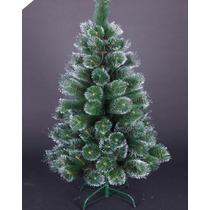 Árvore De Natal Pinheiro Luxo Nevada 1,80m C/320 Galhos Mas