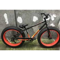 Bicicleta Fat Bike Genesis 26 Nueva (detalles De Almacén)