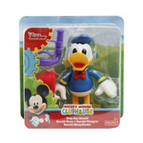 Mickey Mouse Club House Fisher Price Donald Buzo