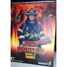 Hot Toys - Fire Fighters Version 2.0 Trainee -unico Ml- Raro