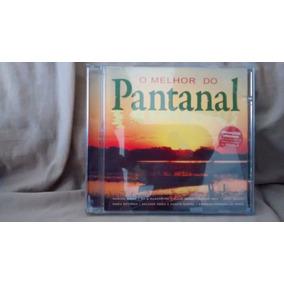 Cd - O Melhor Do Pantanal(trilha Sonora Da Novela)