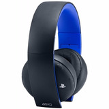 Fone De Ouvido Headset Sony Ps4 Ps3 Ps Vita Pc Wireless