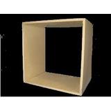 Cubos De Fibrofacil 9 Mm 30x30x20cm