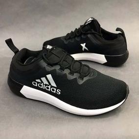 Tenis adidas X Cloudfoam Para Caballero Negras En Tela.   169.900 2a80ed87b34
