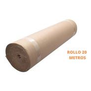 Rollo Carton Corrugado 20 Metros / Cajas Cart Paper