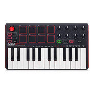 Controlador Teclado Akai Mpk Mini Mk2 Pad & Keyboard Cuotas