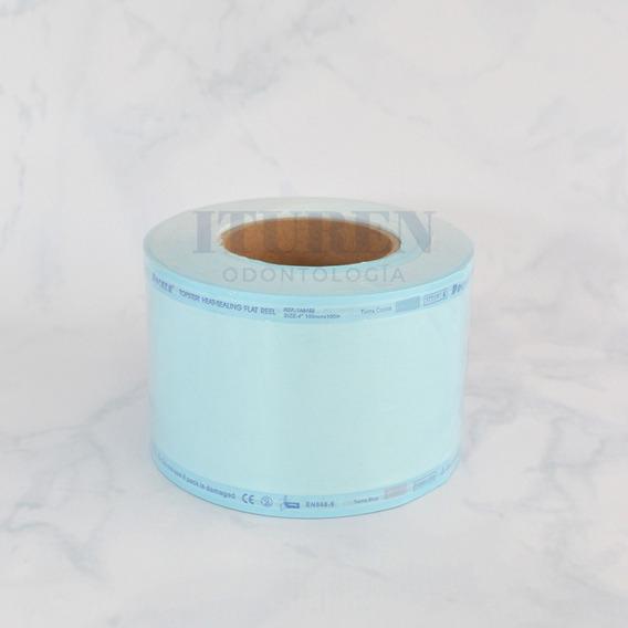 Pouch Para Esterilización En Autoclave Rollo 10cm X 100mts