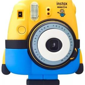 Camera Instax Mini 8 Edição Limitada Minios + Filme 20fotos