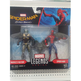 Marvel Legends Spider Man Homecaming Vs Abutre Frete Grátis