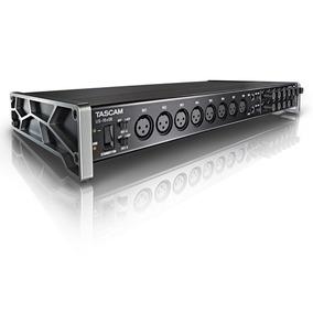 Tascam 16x08 Us Interface De Audio Usb Con Mic Pre / Mixer