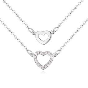 Dije Con Cristales, Ocean Heart Oh15-248