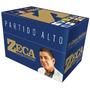 Zeca Pagodinho 20 Cds Caixa Box Partido Alto Novo Lacrado