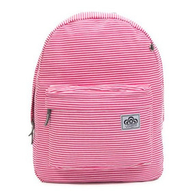 Mochila Backpack Vixen 2025 Rosa Y Blanco Handbags Hb Chenso