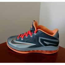 Zapato Nike Lebron James Dama 100% Original Us 7 25 Cm