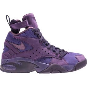 Nike X Kith Air Maestro 2 Purple Pippen Basketball Original