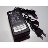 Fonte Impressora Hp 0957-2284 -volt: +32v=1560ma - Plug Roxa