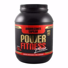 Floractive Anabolizante Capilar Power Fitness Mass 2,4kg