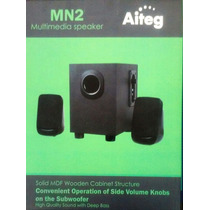 Corneta 2.1 Aiteg Mn2 Bluetooth / Sd / Pendrive / Radio