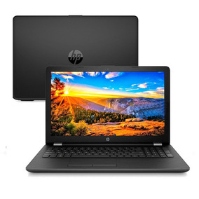 Notebook Hp Intel Quad Core Touchscreen 4gb 500gb 15,6 Win10
