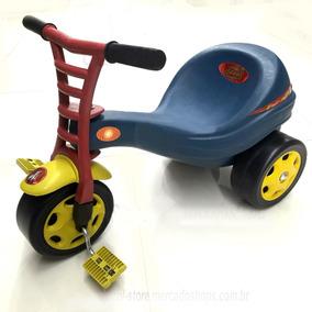 Triciclo Infantil Tico-tico Motoca Velotrol Baby Menino
