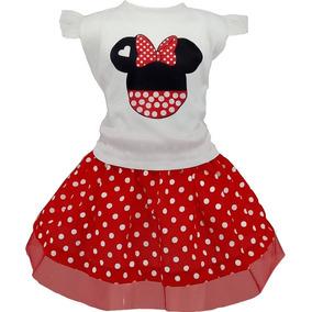 Vestido Conjunto Blusa Falda Princesa Niña Mujer Fiesta