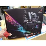 Asus Rog Strix B350-f Gaming (placa Madre)