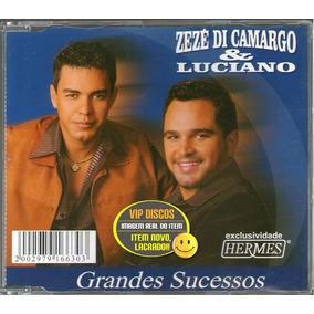 Cd Zezé Di Camargo E Luciano Promocional Hermes - Novo Raro