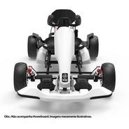 Hoverkart Pro Drop Carrinho Para Hoverboard Branco