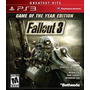 Juego De Play 3 --- Fallout 3 Greatest Hits