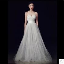 Vestido De Noiva Tule Luxo Importado Pronta Entrega Brasil