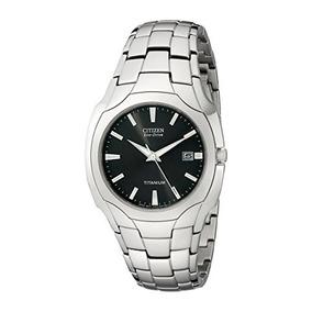 Citizen Mens Bm6560-54h Eco-drive Titanium Watch