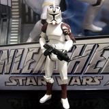 Star Wars The Clone Wars Clone Trooper Wolfpack