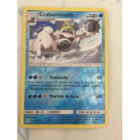 Crabominable Novo Reverse Foil