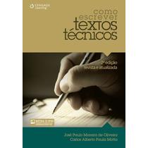 Como Escrever Textos Técnicos 2ª Edição Revista E ...