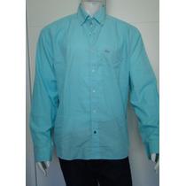 Camisa Social Masculina Marca Famosa Importada Original M-g