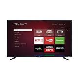 Tcl 50fs3800 50 Pulgadas 1080p Roku Smart Tv Led (2015 Model