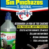 Sin Pinchazos , Sin Espiche 450 Ml