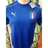 Jersey Seleccion Italia Puma 100% Original Euro 2016 Oferta