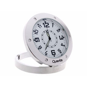 Relógio Espião De Mesa Com Micro Câmera Quanta