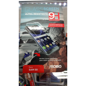 Mica De Cristal Templado Mobo Samsung Galaxy S8 Edge Plus